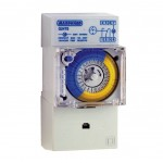 Maxguard 24 Hour Time Switch (White)