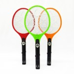 QX704 Rechargeable 2 Pin Plug Electric Insect / Mosquito Racket / Swatter / Rapper (Multicolor)