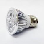 240V E27 4W (4x1W) MR16 SMD LED Bulb