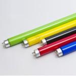 Anan 2ft G13 18W T8 Fluorescent Colour Glass Tube