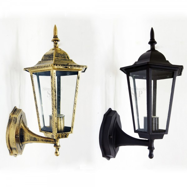 2298 E27 Classic Outdoor Wall Gate Lamp