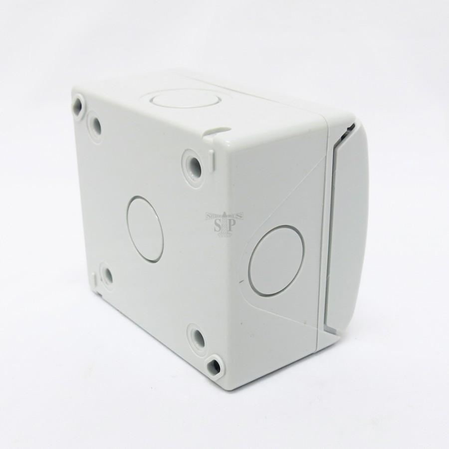 Btg Ip55 13a Weatherproof Switch Socket  Surface Mounted Type