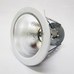BTG 68 4-inch E27 LED Down Light Round Bracket c/w Reflector [Recessed Type] (White)