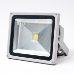 BTG 30W COB LED Flood Light (Grey)