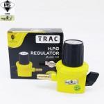 TRAC 181 High Pressure Gas Stove Regulator [SIRIM Approval] (Yellow)
