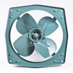 GOLD LUX 12-inch Wall Type Industrial Heavy Duty Exhaust Fan (Green)
