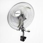 GOLD LUX 18-inch Industrial Wall Fan 3 Speeds (Grey)
