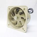 GOLD LUX 12-inch Industrial Exhaust Fan c/w Guard [Recessed Type] (Beige)