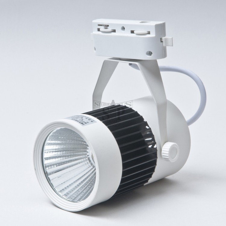 HJ 15W COB LED Track Light (White)