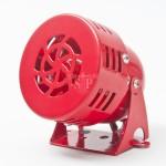 3-inch MS-190 Mini Warning Siren Alarm (Red)