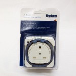 Theben 24hrs 13Amp Segment Plug In Timer Switch [Germany] (White)