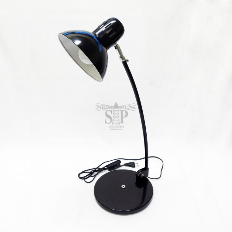 2814 E27 Desk Lamp / Table Lamp [Clip Type & Stand Type] (Black)