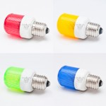 6 Lite E27 LED Neon Bulb/Night Light Bulb