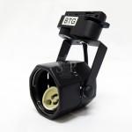 BTG 803 GU10 Track Light Casing (Black)
